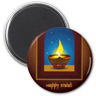 Happy Diwali Magnet
