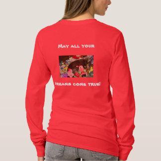 Happy Dober-Holidays T-Shirt