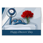 Happy Doctors' Day. Customisable Greeting Cards