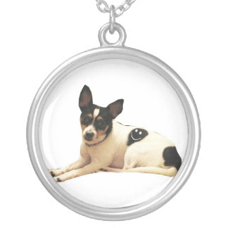 Happy Dog Necklace