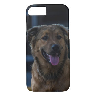 Happy Dog phone cover