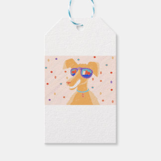 Happy Dog Year Gift Tags