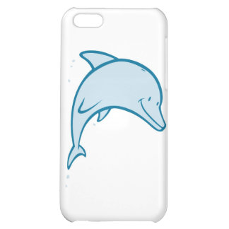 Happy Dolphin iPhone 5C Cover