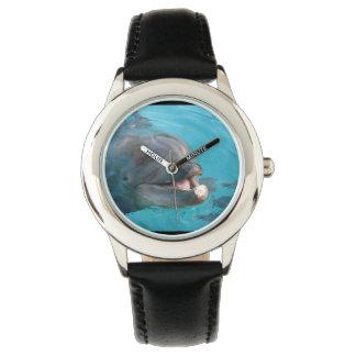 Happy Dolphin Watch