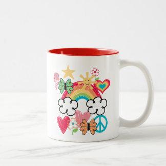 Happy Doodles Mug