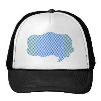 HAPPY Dots Callout -  Elegant Pattern Shirts Trucker Hats