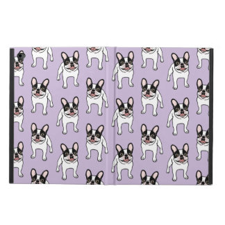 Happy Double Hooded Pied Frenchie Powis iPad Air 2 Case