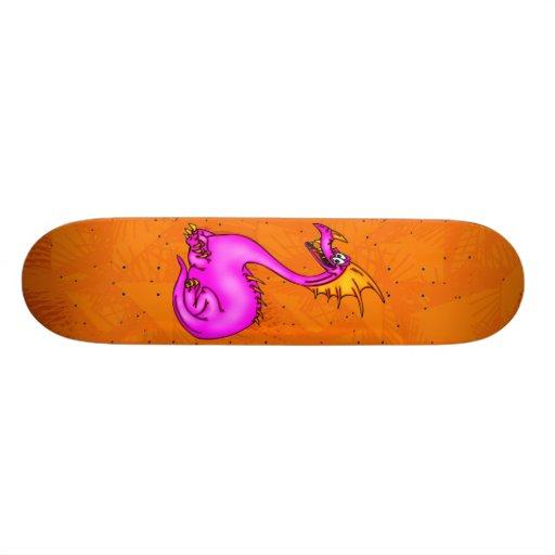 Happy Dragon Skate Board Decks