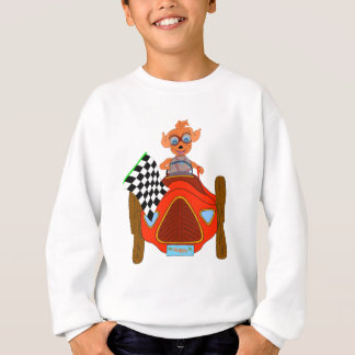 Happy Driving by The Happy Juul Company Sweatshirt