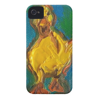 Happy Duck iPhone 4 Case-Mate Case