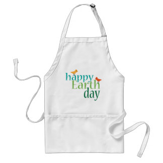 Happy Earth Day Gifts and T-shirts Apron