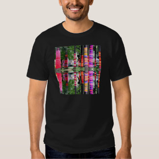 HAPPY EARTHDAY Decorated TREE line - GIFTS all T-shirt