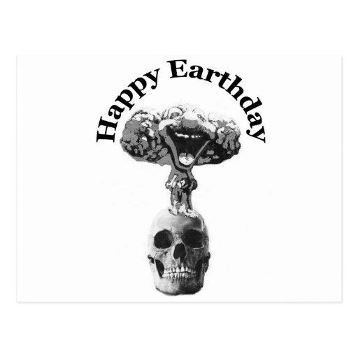 Happy Earthday Postcard