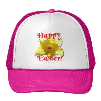 Happy Easter, 02.T Daffodils Cap