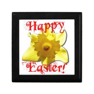Happy Easter, 02.T Daffodils Gift Box