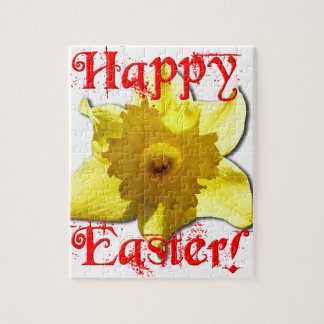 Happy Easter, 02.T Daffodils Puzzles
