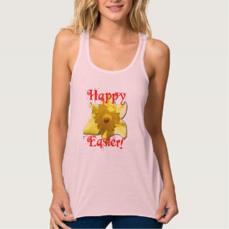 Happy Easter, 02.T Daffodils Singlet