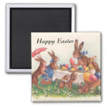 Happy Easter 2 Refrigerator Magnets