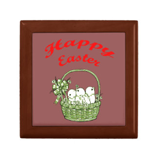Happy Easter 4 Gift Box