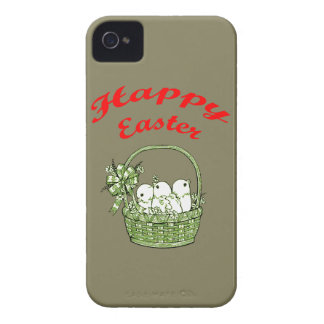 Happy Easter 4 iPhone 4 Cover
