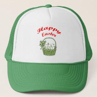 Happy Easter 4 Trucker Hat