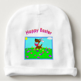 Happy Easter Baby Hat Baby Beanie