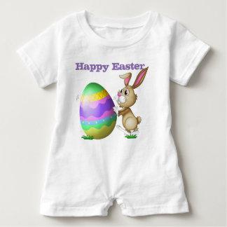 Happy Easter Baby Romper Baby Bodysuit