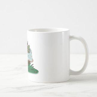 happy easter basket coffee mugs