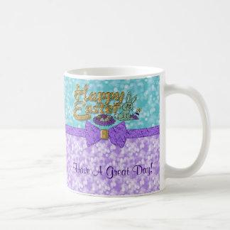 Happy Easter Bunny Beverage Coffee Mug