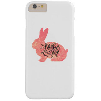Happy Easter Bunny Funny Kids Women Men Barely There iPhone 6 Plus Case