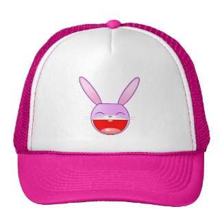 Happy Easter Bunny Hat