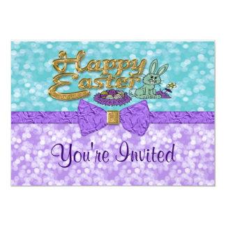 Happy Easter Bunny Invite