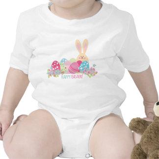 Happy Easter Bunny Romper