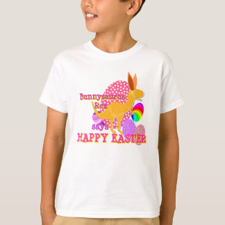 Happy Easter Bunnysaurus Rex T-Shirt