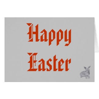 Happy Easter...Card