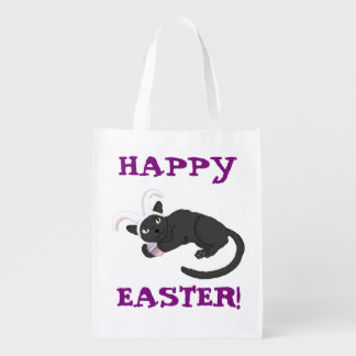 Happy Easter! Cat-berry Bunny Bag