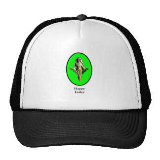 Happy Easter Christ Image Canterbury Green The MUS Mesh Hats