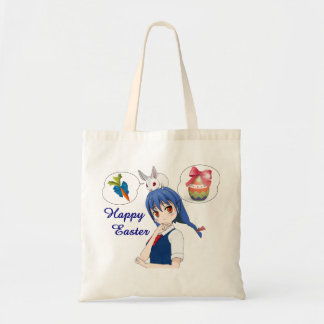 Happy Easter (costumizable) Tote Bag