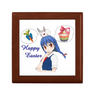 Happy Easter (Customizable) Gift Box