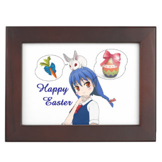 Happy Easter (Customizable) Keepsake Box