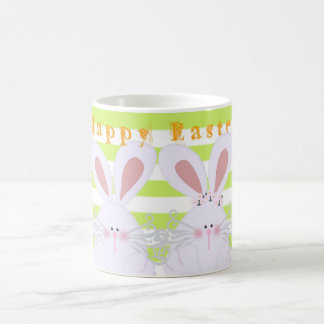 Happy Easter Cute as a Bun Mug