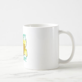 Happy Easter, Daffodil 01.2.T Coffee Mug