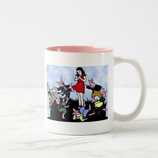 Happy Easter Daughter Mugs