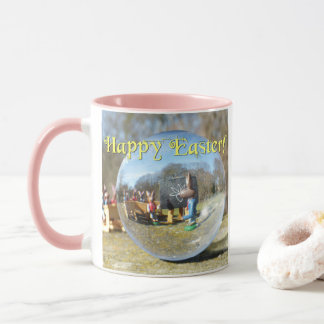 Happy Easter! Easter Bunny school 02.0.T Mug
