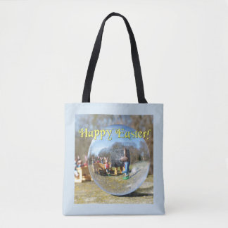 Happy Easter! Easter Bunny school 02.0.T Tote Bag