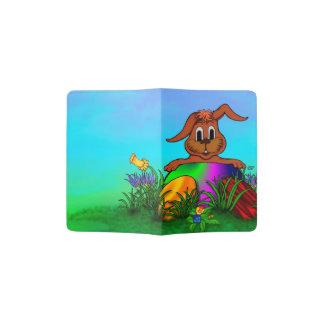 Happy Easter! Easter Rabbit Passport Holder