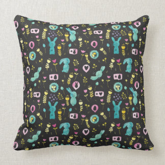 Happy Easter Everybunny Cushion
