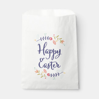 Happy Easter Favor Bag
