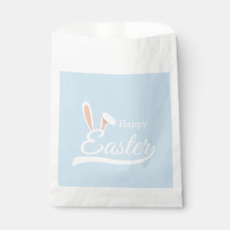 Happy Easter Favor Bags