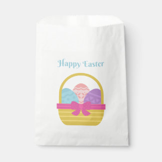 Happy Easter Favour Bags